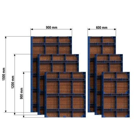 SalesBridges Versatile Panel Handi Formwork