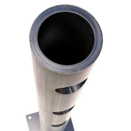 Aanrijdbescherming VEILIGHEIDSHEK 4 vangrails d-flexx Delta 1200 mm