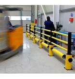 Traffic barrier SAFETY FENCE PLUS d-flexx Echo PLUS