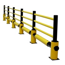 Traffic barrier SAFETY FENCE PLUS D-Flexx Echo PLUS