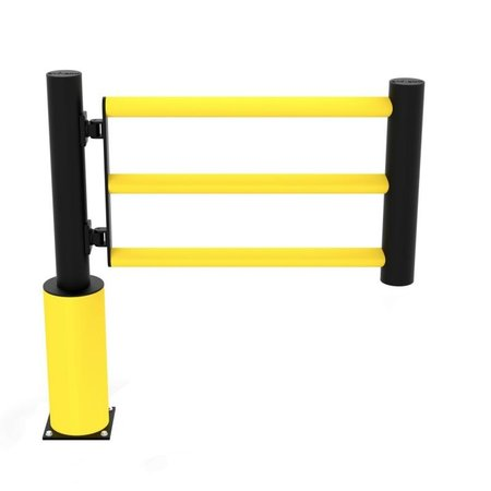 Traffic barrier SWING DOOR JULIET d-flexx