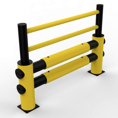 Traffic barrier SAFETY FENCE d-flexx Delta LIMA