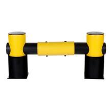 Traffic barrier RACK-END BARRIER d-flexx GOLF