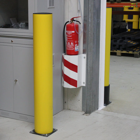 Traffic barrier BOLLARD d-flexx BRAVO