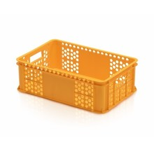Eurobox for bakery perforated 60x40x20 cm