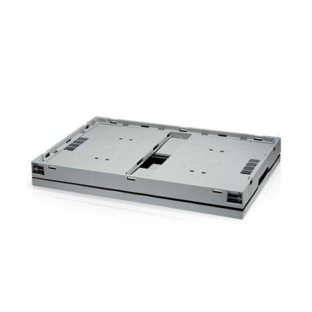 SalesBridges Bac de rangement pliable superposable  60x40x30 cm