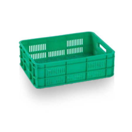 SalesBridges Eurokrat voor groente en fruit geperforeerd 60x40 cm