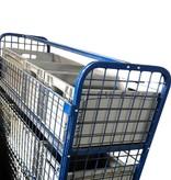 SalesBridges Chariot pour préparation des commandes e-commerce avec eurobox