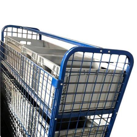 SalesBridges Chariot pour eurobox