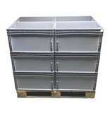 SalesBridges Bulkdeal Eurokrat Universeel 60x40x32 cm Eurobox Euronorm Bak KLT Container