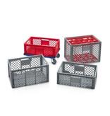SalesBridges Eurobox Perforated 60x40x32 cm Plastic container
