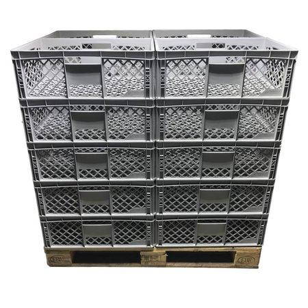 SalesBridges Eurobox Perforated 60x40x22 cm Superdeal