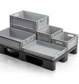 SalesBridges Eurokrat Universeel 40x30x22 Euronorm Bakken Eurobox box Superdeal
