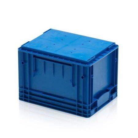 SalesBridges RL-KLT Universal 40x30x28 cm Euro container KTL box blue