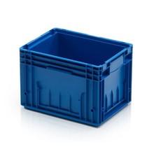 RL-KLT Universeel 40x30x28 Eurobox KLT Bakken blauw