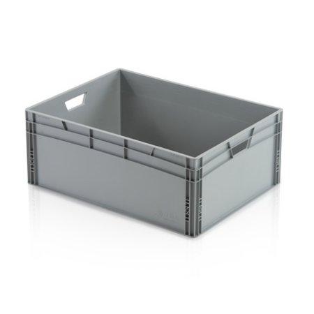 SalesBridges Eurokrat 80x60x32 cm Plastic kratten Eurobox Stapelbakken container