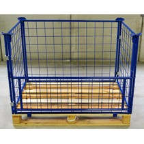 Customized Metal Cage Containers and Mesh Containers