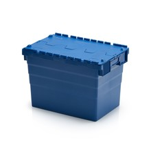 ALC krat 60x40x25 cm Eurobox ALC Bakken blauw