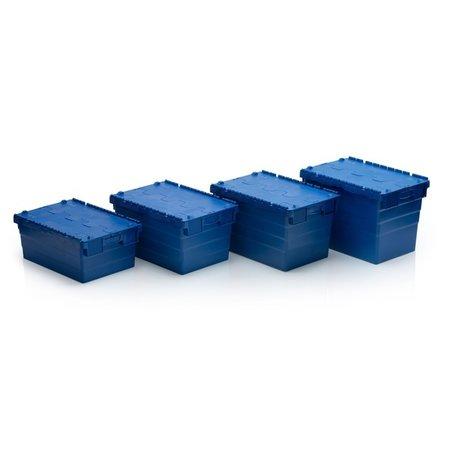 SalesBridges ALC krat 60x40x32 cm Eurobox ALC Bakken blauw
