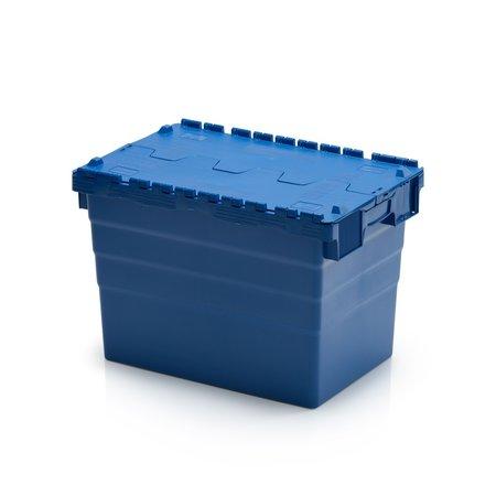 SalesBridges ALC krat 60x40x36,5 cm Eurobox ALC Bakken blauw