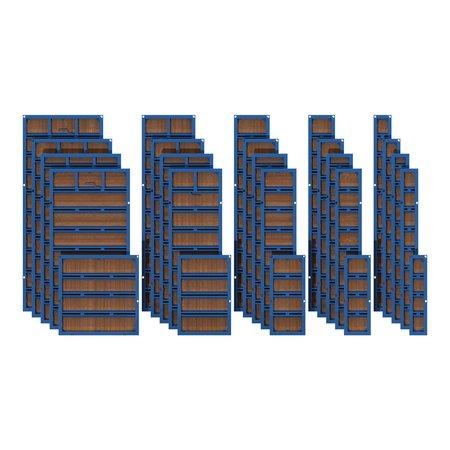 SalesBridges Coffrage de panneaux standard VARIMAX PLUS