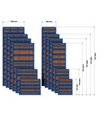 SalesBridges Versatile Paneel Bekisting VARIMAX