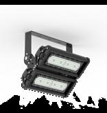 SalesBridges LED 160W Professional Floodlight 22400lm IP65