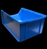 SalesBridges Storage bin Plastic D PP 51x31x20cm  Blue