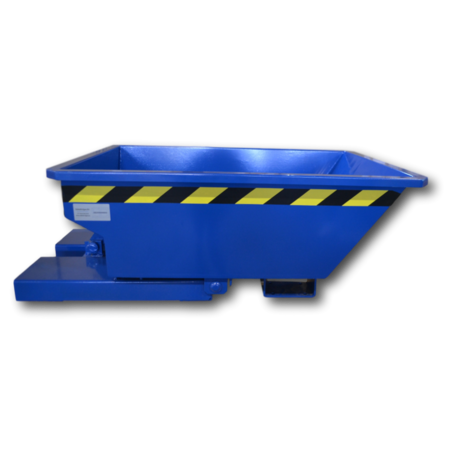 SalesBridges Mini Skip Container 150L Mini Tipper Container