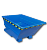 SalesBridges Chip Container 750L Tipper Container UC-model