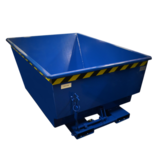 SalesBridges Chip Container 1000L Tipper Container UC-model