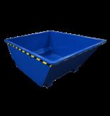 SalesBridges Benne basculante 1000L UC-model pour chariot élévateur