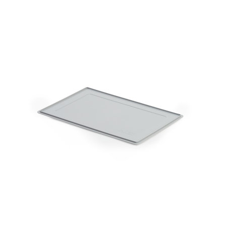 SalesBridges couvercle 40x30 cm pour bac de rangement plastique eurobox