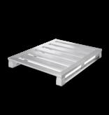 SalesBridges Palette en 1000x1200 Aluminium 1500Kg