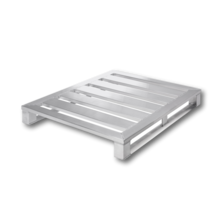 Aluminium Pallet 1000x1200 x150 mm draagvermogen 1200kg