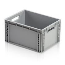 20 x Eurobox Universal 40x30x22 cm open handle Euro container KTL box Superdeal