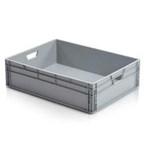 Eurobox Universal 80x60x22 cm open handle Eurocontainer KLT box