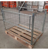 SalesBridges Customized Metal Cage Containers and Mesh Containers