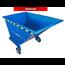 SalesBridges Chariot-benne basculant 800L sur 3 roues usage manuel LOCATION