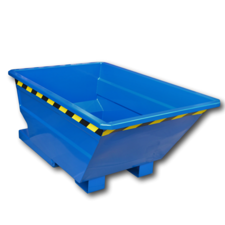 SalesBridges Chip Container 750L Tipper Container UC-model RENTAL