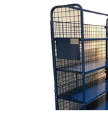 SalesBridges Order Picking Etagewagen Magazijnwagen Rolcontainer VERHUUR