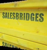 SalesBridges H Balk H20 voor Bekisting