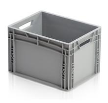 Bac de rangement en  plastique 40x30x27 cm superposable