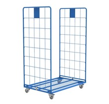 Maxi Steel Roll Container with 2 sides with powdercoating demountable (H) 1800 mm