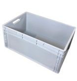 SalesBridges  Eurobox Universal 60x40x27 cm open handle Euro container KTL box Superdeal