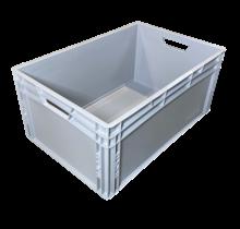 Eurobox Universal 60x40x27 cm open handle Euro container KTL box Superdeal