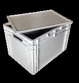 SalesBridges Plastic Kratten  40x30x27 cm Eurobox  container Stapelbak
