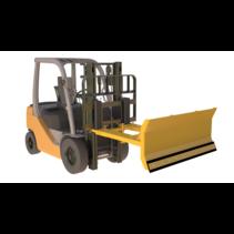 Snowplow Snowplough for Forklift