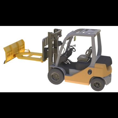 SalesBridges Snowplow Snowplough for Forklift