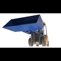 Hydraulisch Schepbak Shovel 750L Voor Heftruck